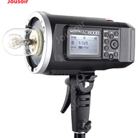 Godox AD600B 600Ws TTL High Speed Outdoor Flash Strobe Light with Built in 2.4G Wireless X System and8700mAhBattery CD15 A04