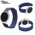 Dmy 2016 nuevo tipo lazo de cuero genuino reloj de correa de la banda para samsung gear s2 classic sm-r732 reemplazo de las correas de accesorios