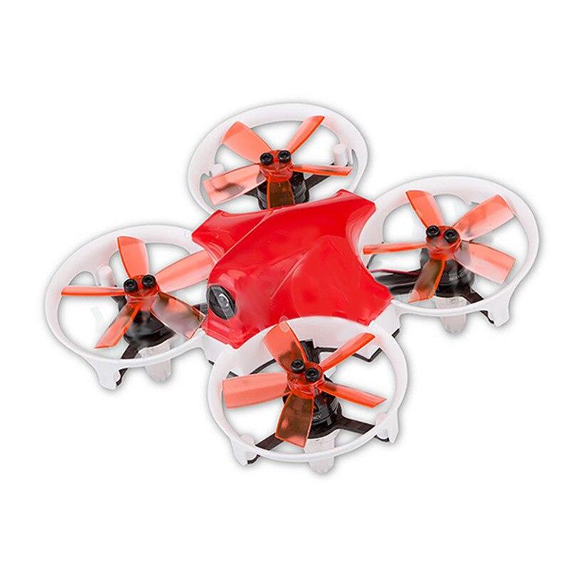 DYS ELF 83mm Micro Brushless FPV Racing RC Drone F3 BLheli_S Dshot 5.8G 25MW 48CH VTX BNF RTF rcmoy uav115 brushless micro fpv racing quadcopter drone f3 flight controll 800tvl vtx 10a esc tiny whoop blade inductrix
