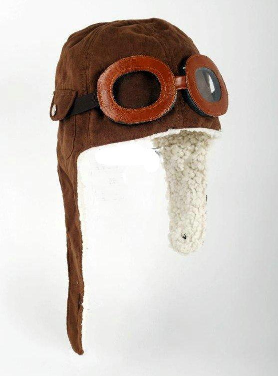 838e617bc Wholesale kid winter warm cotton Bomber hat 2pcs/Lot cute Black ...