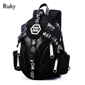 2016 New Designed Fashion Casual Backpack Men Travel Computer Laptop backpacks High Quality for Teenagers Student School Bags