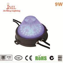 5050 Epister chip LED point light indoor modules light DC 24V 220V 9W IP68 waterproof for advertisement TKV point light