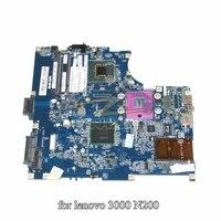 LA 3451P 41R7886 for lenovo 3000 n200 15.4'' laptop motherboard GM965 DDR2