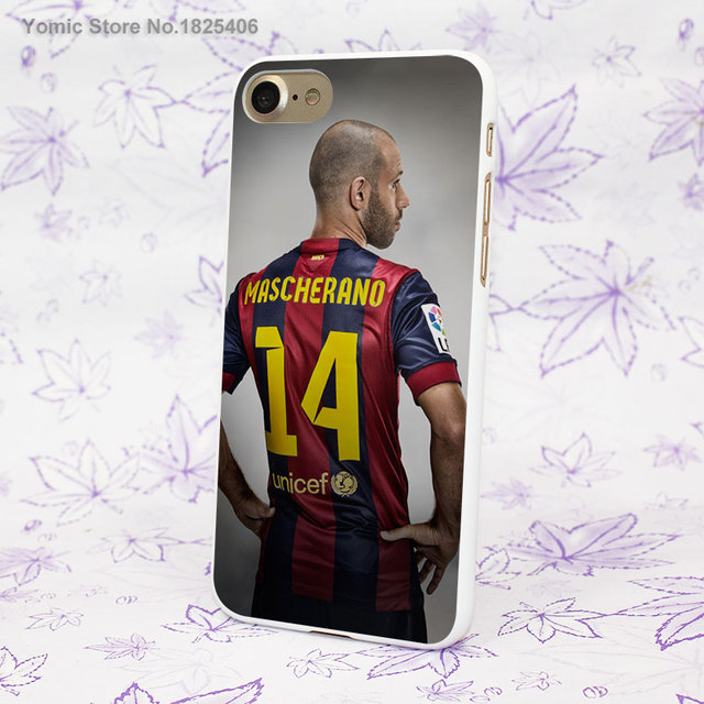 Neymar Messi Case Cover for Apple iPhone