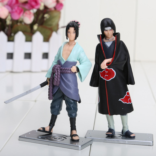 4pcs/set 12cm Naruto Action Figure For Collection