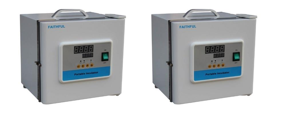 DH2500AB   laboratory Portable Incubator  Free Shipping 220v  or 110V  цены
