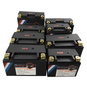 Image 5 - KP7 A Lithium iron Motorcycle Starte Battery 12V 7Ah CCA 260A LiFePO4 Motorbike Battery LFP Built in BMS For ATVs UTVs Scooter