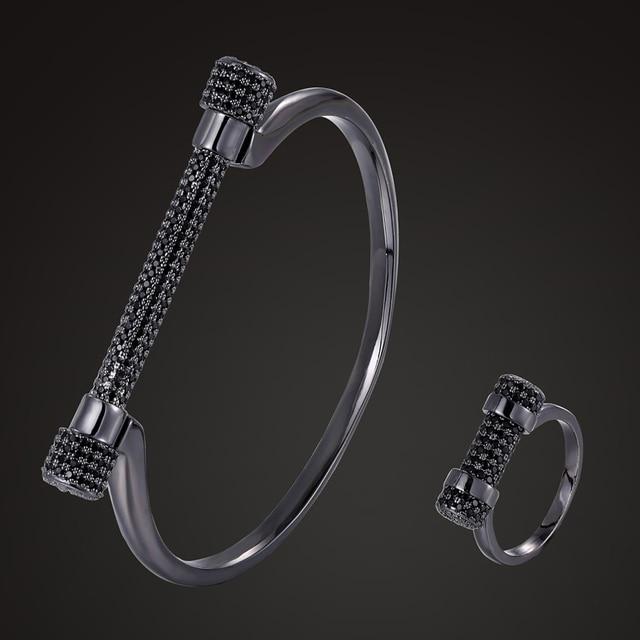 Copper Zircon Bracelet...
