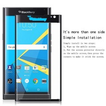 Full screen tempered glass film For BlackBerry Priv / Venice Original Imak 3D curved full coverage Screen protector Anti-crack