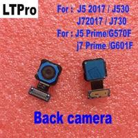 LTPro ToP Quality Back Rear Camera Module For Samsung Galaxy J5 2017 J530 J72017 J730 J5
