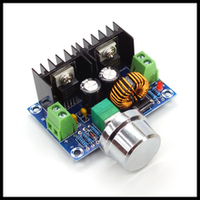 Laser power adjustment module, dimming thermostat DC step-down