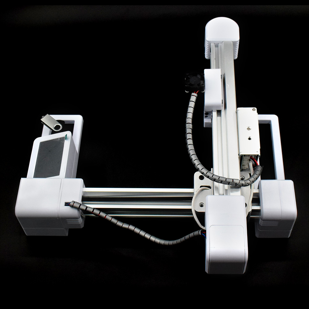 7000MW Holz Router OffLine Control Fräsmaschine CNC Gravur Maschine 7W 3W Laser Gravur Maschine Carving Holz werkzeuge