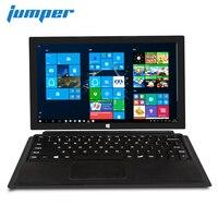 Джемпер EZpad 7 s 10,8 1080P IPS экран планшет 2 в 1 windows планшетный ПК Intel Cherry Trail Z8350 4 ГБ оперативная память 64 ГБ EMMC планшеты HDMI