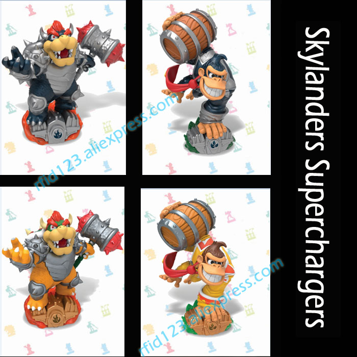 NTAG215 Printed NFC Card Written by Tagmo Can Work For  Switch Skylanders Superchargers