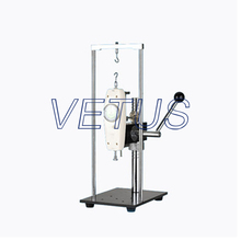 Buy online AST-S Manual Test Stand(Max Load 500N) with digital ruler without force gauge