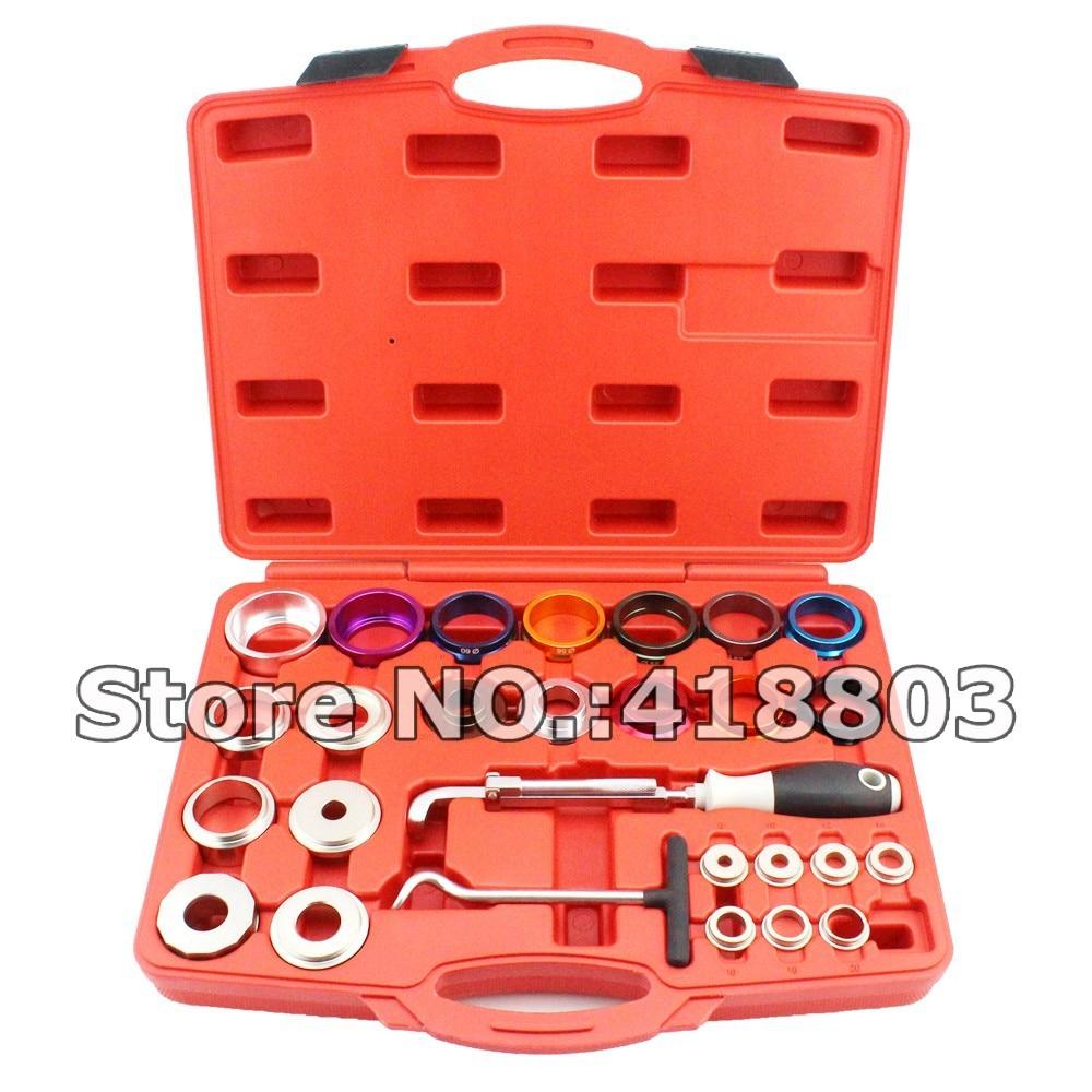 27pcs Crank Seal Remover and Installer Tool Kit Car Garge Professional Tools
