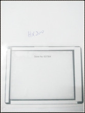 New Outer LCD Screen Display Window Glass For Sony HX200 DSC HX200V A65 A57 A77 Repair