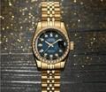 Автоматические часы SANGDO  28 мм  самоходные  высококачественные  роскошные  с покрытием  18KY  механические часы 06S