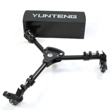 Hot sale YT-900 Professional Foldable Tripod Dolly For Photo Video YT 900Lighting Lockable 3 Wheels Yunteng 900