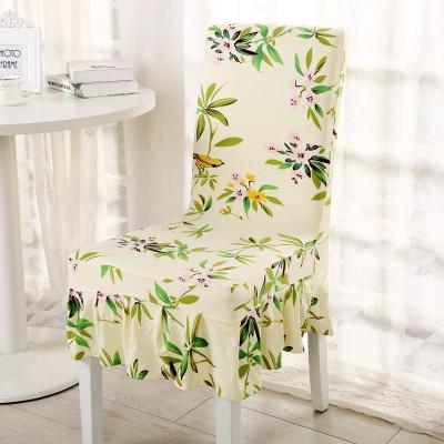 La silla universal extraíble estiramiento elástico moderno impreso ...