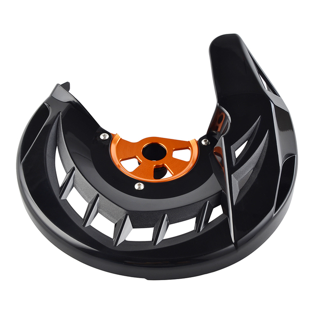 Front Brake Disc Guard For KTM 125 150 200 250 300 350 400 450 530 SX SXF XC XCF EXC EXCF XCW XCFW 2003-2015 For Husqvarna TE FE 5