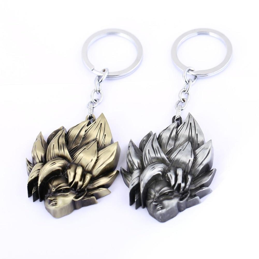 Dragon Ball Z PICCOLO in metallo cm 5,2 porta chiavi