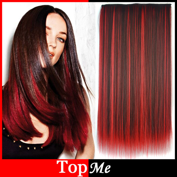 alto escolta cabello rojo