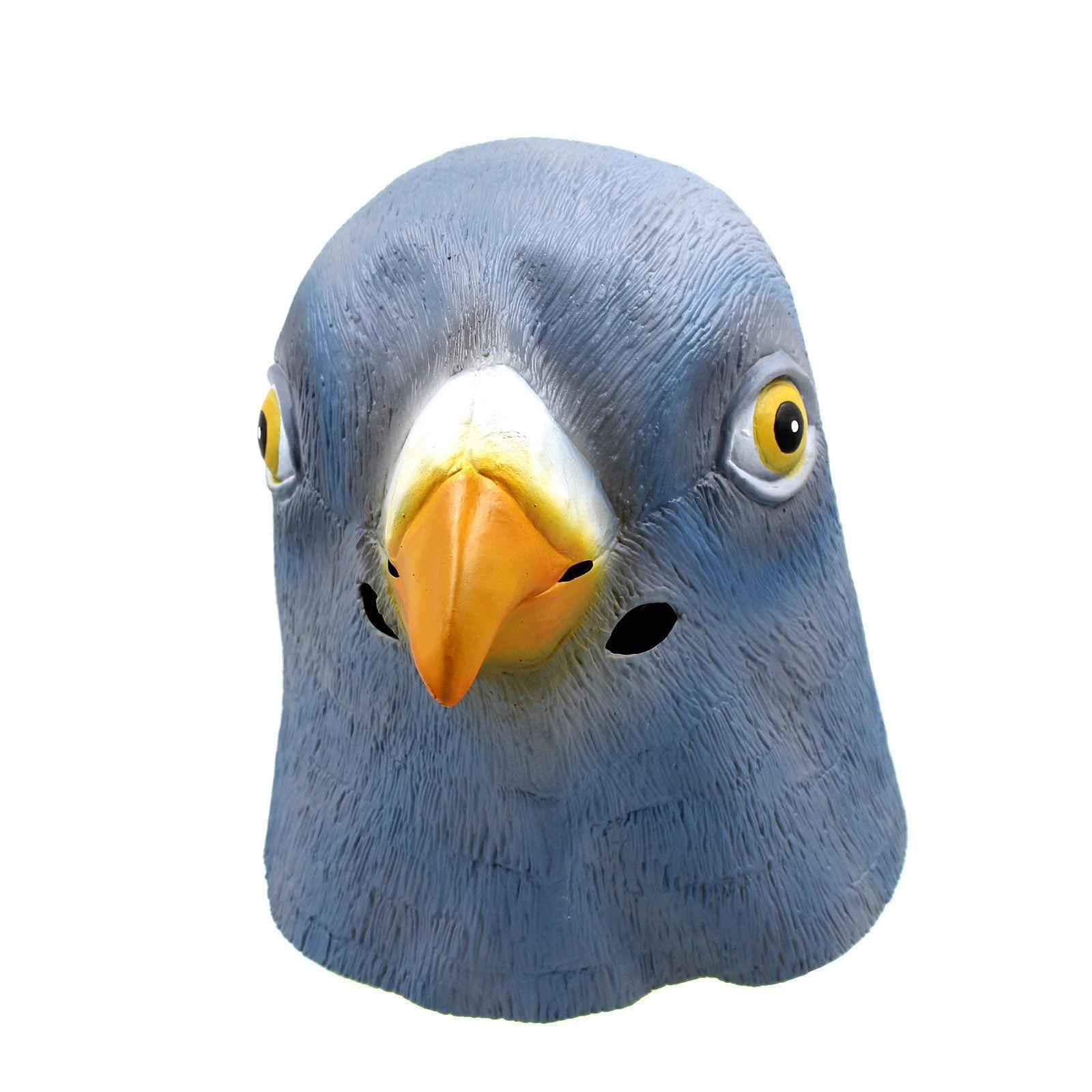 Aliexpress.com : Buy Halloween Drama Latex Masks Pigeon Bird ...