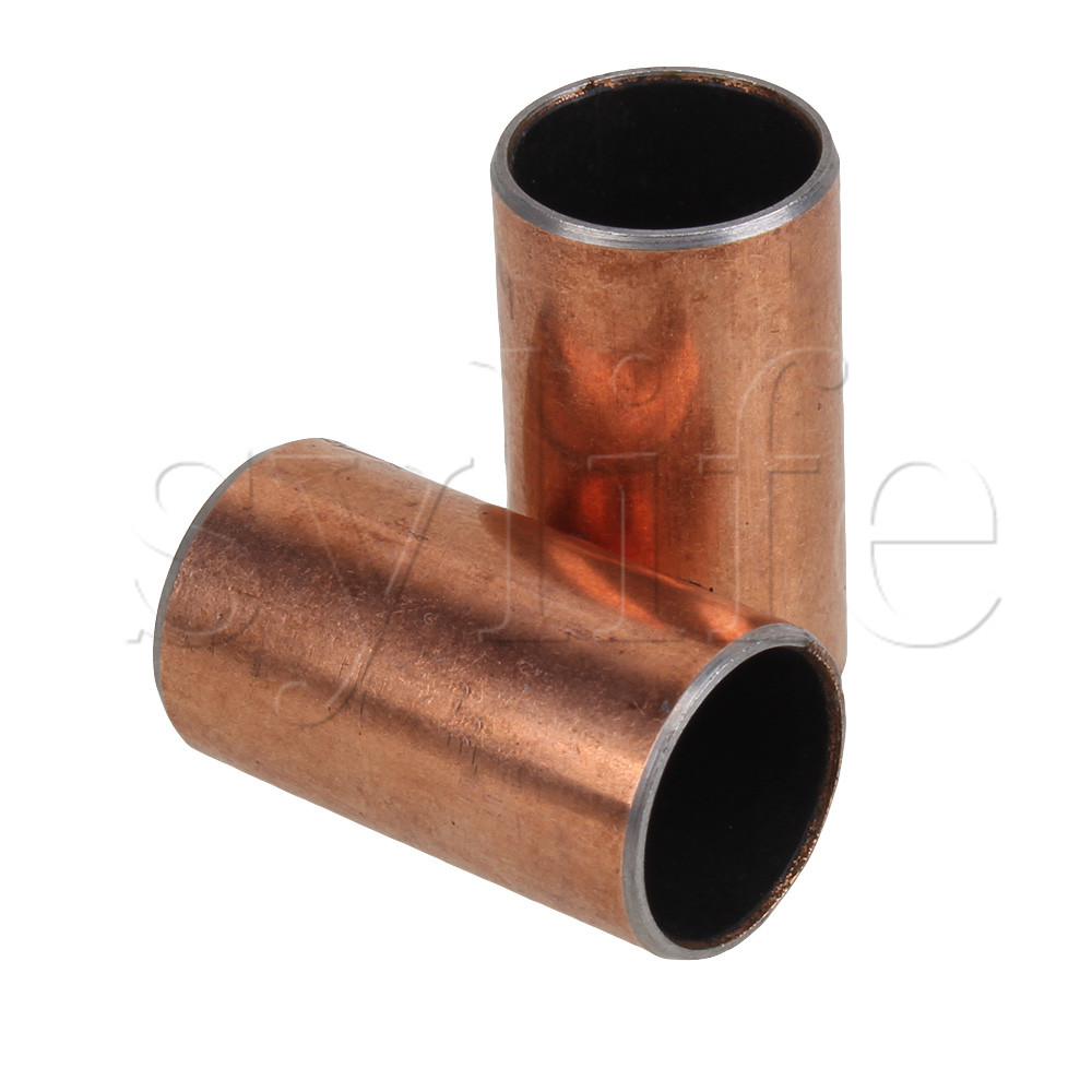 SF-1 Self Lubricating Composite Ball Bearing Bushing Sleeve 16 x 14 x 20mm