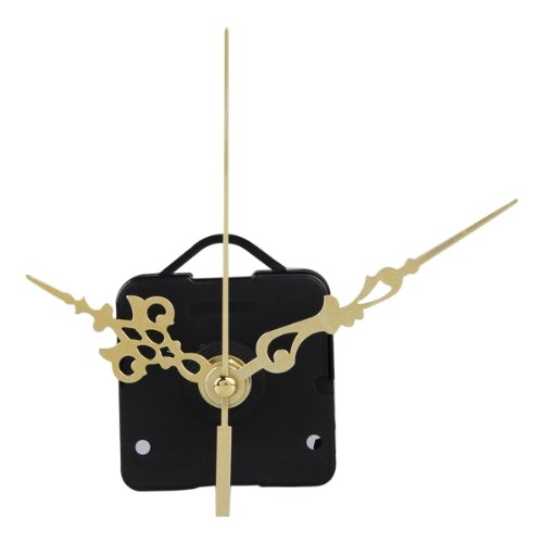 YCYS-third-hand Quartz Clock Movement Mechanism Is Golden In Color