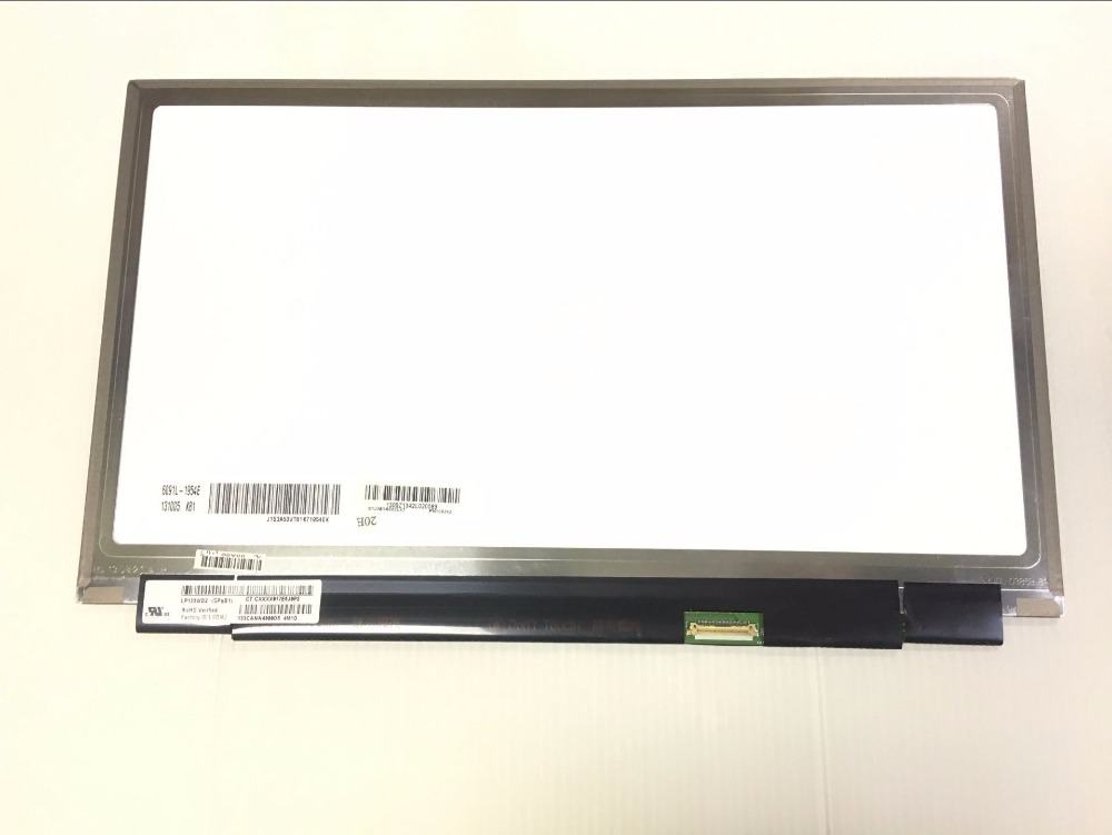 GrassRoot 13.3 inch LCD Screen LP133WD2-SLB1 for Lenovo Ideapad Yoga 13 20175 LCD Screen No touch Replacement Display 1600*900 high quality 17 3 notebook replacement led screen display laptop lcd matrix for lenovo ideapad g710 g780 g700 1600 900 40pin
