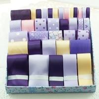 Ribbon Set For Diy Handmade Gift Craft Packing Hair Accessories Materials Wedding Ribbon Package Set