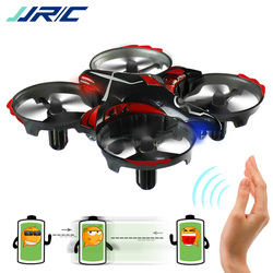 JJRC H56 Upgrade Mini RC Drone Infrared Sensing Dron Mini Helicopter Pocket Drone VS JJRC H36 Best Toys For Kids Gesture Control