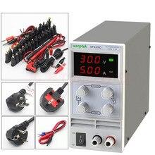Comercio al por mayor KPS305D 30 V Interruptor 5A fuente de alimentación DC 0.1 V 0.01A Pantalla Digital ajustable Mini fuente de Alimentación de CC