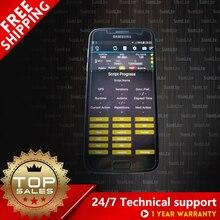 Стем S7 G930F тест жесткого диска телефон Поддержка 3CA/VoLTE/PESQ и POLQA замок группа/пакет тем/стем расследований