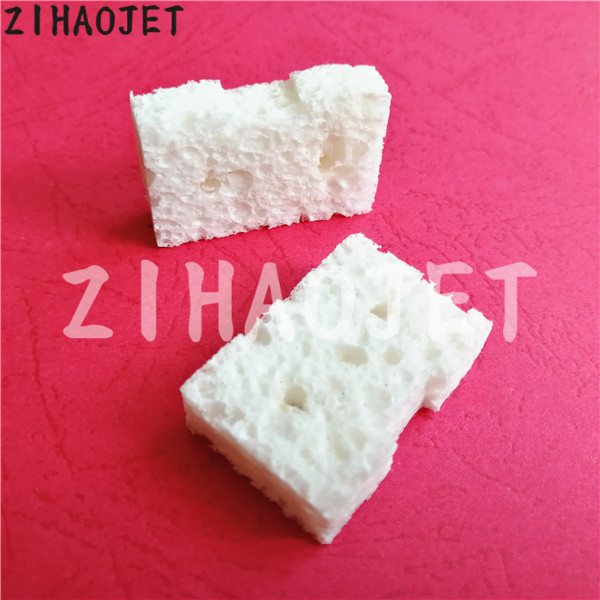 Wide format printer spare parts Mimaki waste sponge for JV33 JV5 TS34 DX5 capping assembly cleaning