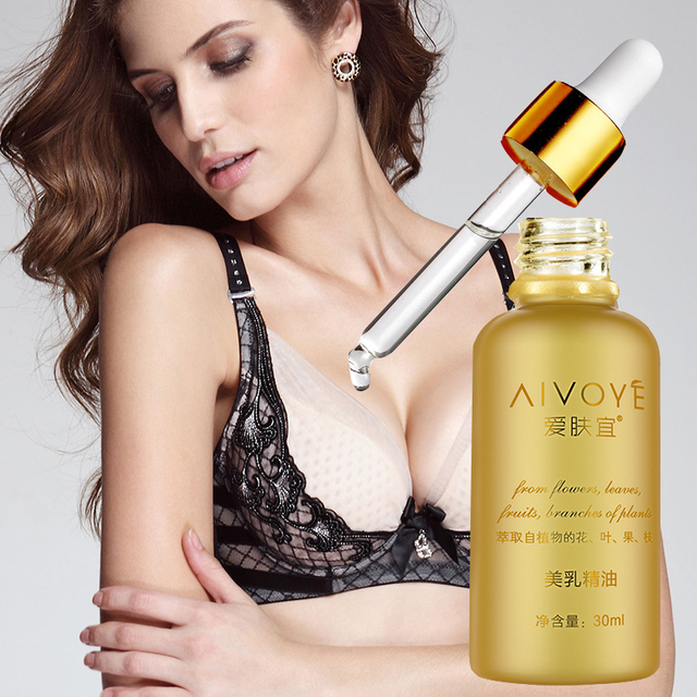 Afy Plant Natural Breast Plump Essential Oil Grow Up Busty Breast Enlargement Massage Oil Breast Enlargement