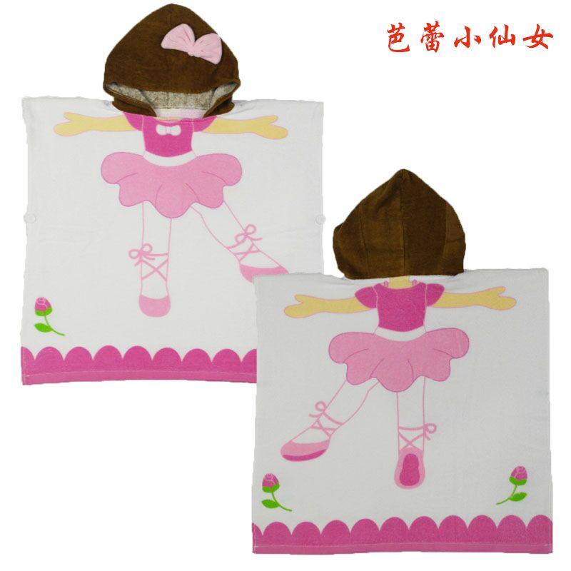 Мультяшные халаты «Алиса» для мальчиков и девочек, «Белоснежка», «динозавр», «панда», «машинка», «робот», милое детское банное полотенце, детский банный халат, пижама - Цвет: girl