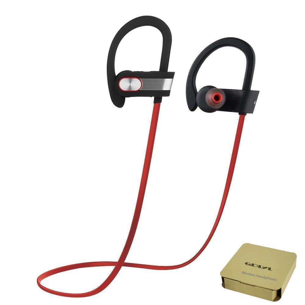 Originele GDLYL sport Bluetooth Headset Bluetooth 4.1 draadloze - Draagbare audio en video - Foto 4