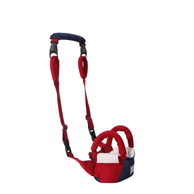 Baby Safety Harnesses Leashes Boys Girls Walker Assistant Toddler Cotton Backpack Stick Kids Walking Learning Belt Children Gift