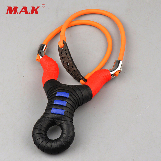 New Slingshot of Stainless Steel Reverse the single card Slingshot for Hunting Shooting Outdoor Archery