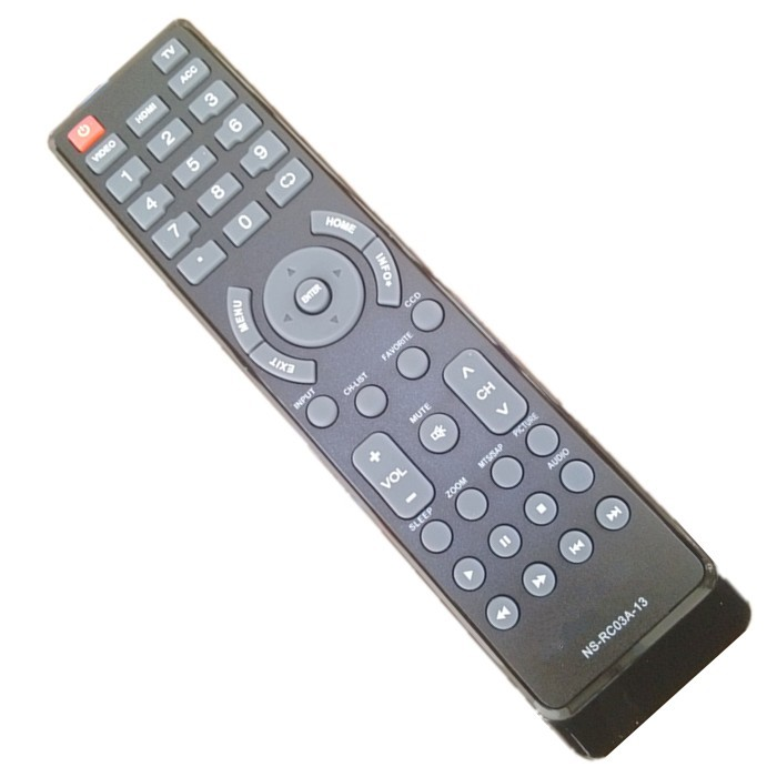 NS-RC03A-13 For INSIGNIA LED LCD TV Remote Control