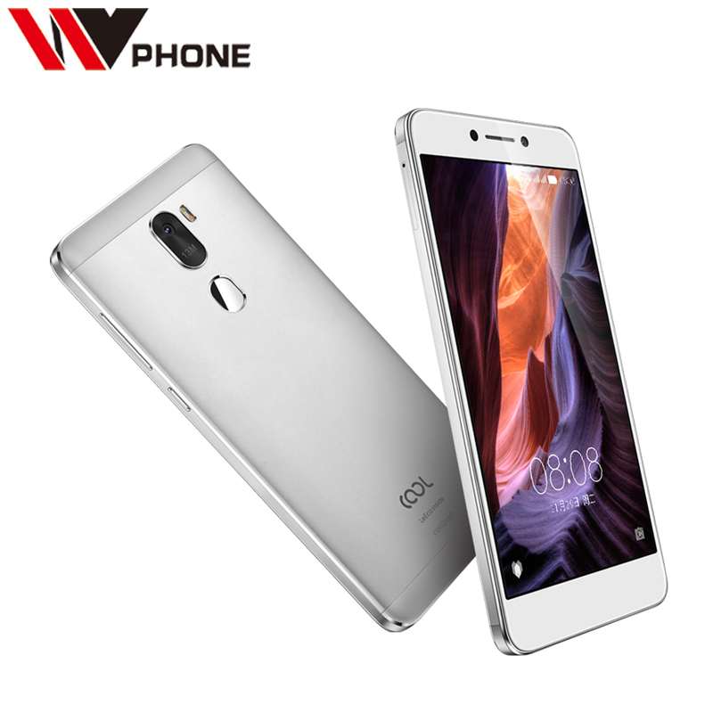 100% Original Coolpad /Letv Cool Changer 1C Mobile Phone 3G Ram 32G Rom Snapdragon 652 Octa Core 5.5inch 1920x1080P 4000mAh