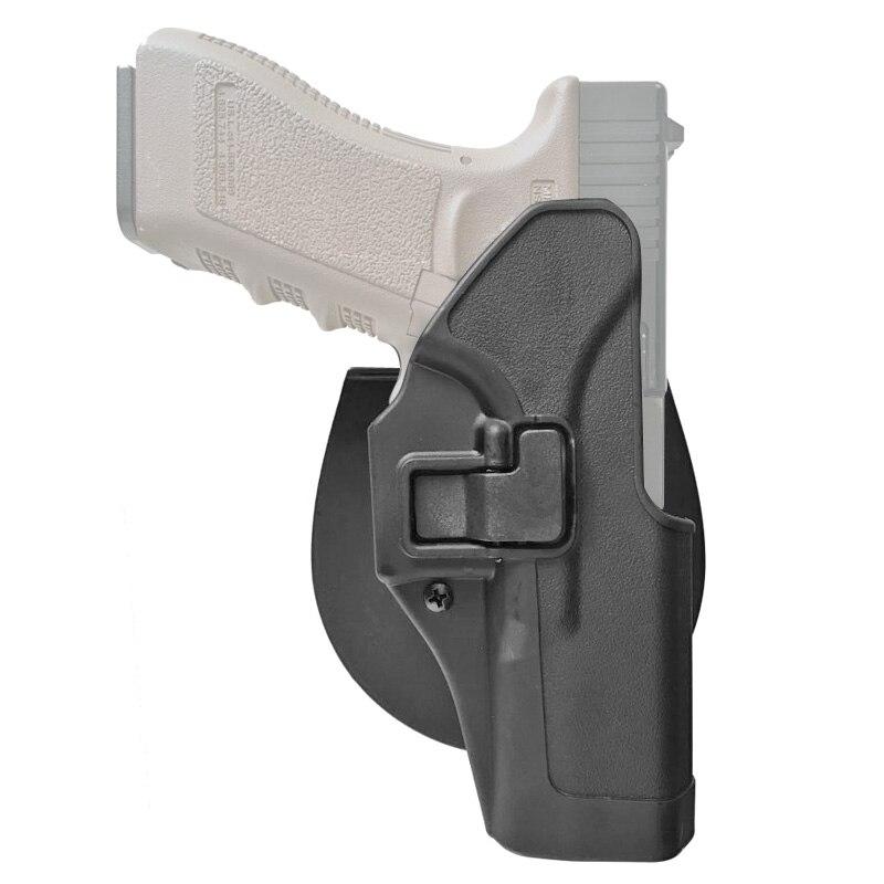 ⑤CQC táctica pistola para Glock 17/19/22/31 derecha pistolera W ...