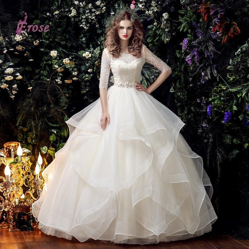 Tznius Wedding Gowns Online. Elegant Good Modest Wedding Dresses ...