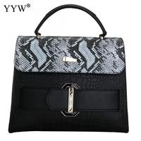 Leather Snake Handbag For Women Fashion Shoulder Bags Diamonds Small Chain Messenger Crossbody Bags Serpentine Purse And Handbag