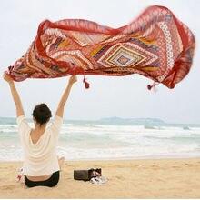 Индийский хиппи Гобелен Мандала пляжные Коврик для йоги в богемском стиле настенные гобелены цветные печатные декоративные шали шарфы