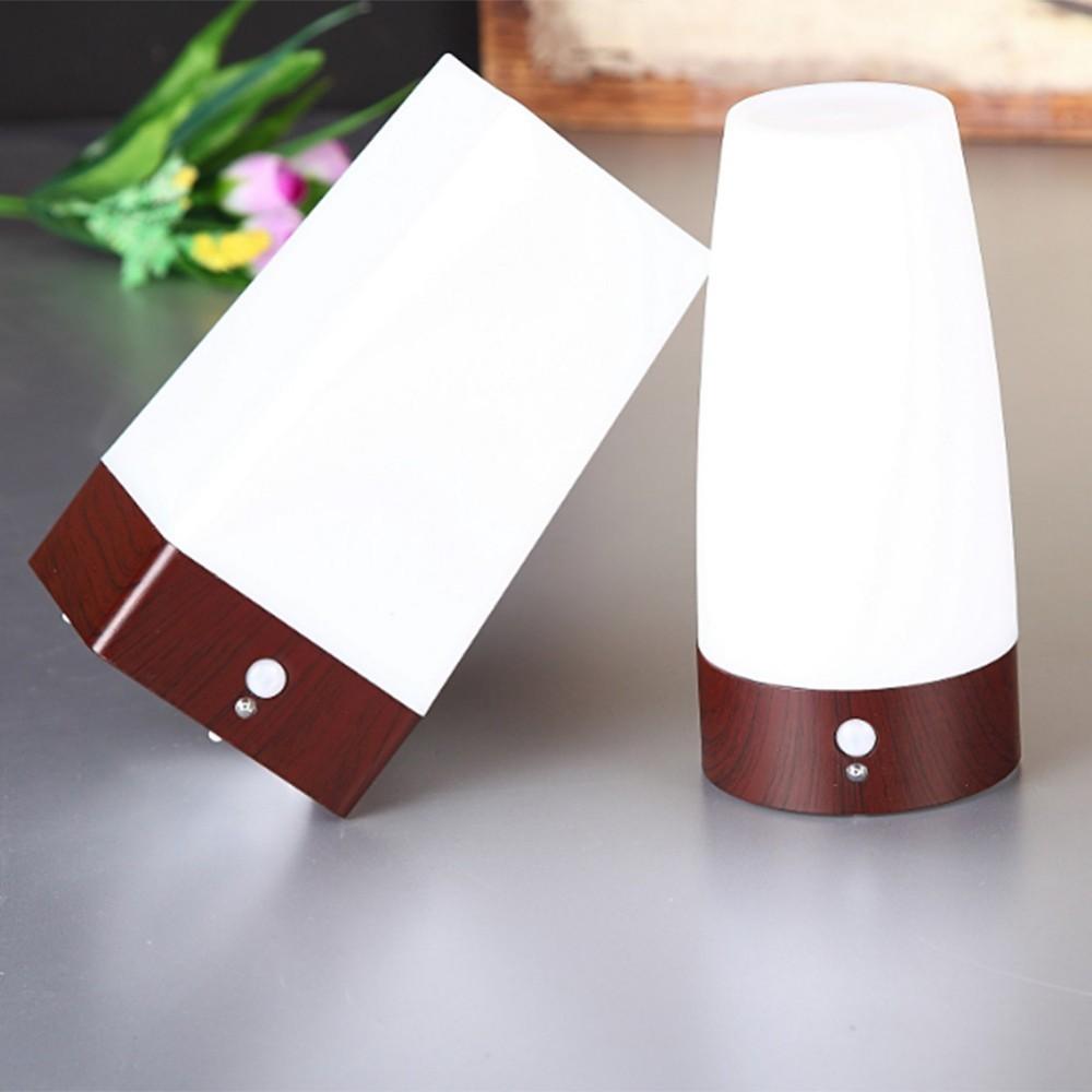 Led Table Lamp Desk Lamp Light Human Body Induction Light
