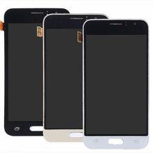 AMOLED J120f Lcd for SAMSUNG GALAXY J1 2016 J120 LCD Display J120f J120M J120H Screen Digitizer Replacement hot selling j120 lcd for samsung galaxy j1 2016 j120f sm j120f j120h lcd display touch screen digitizer for samsung j1 j120f