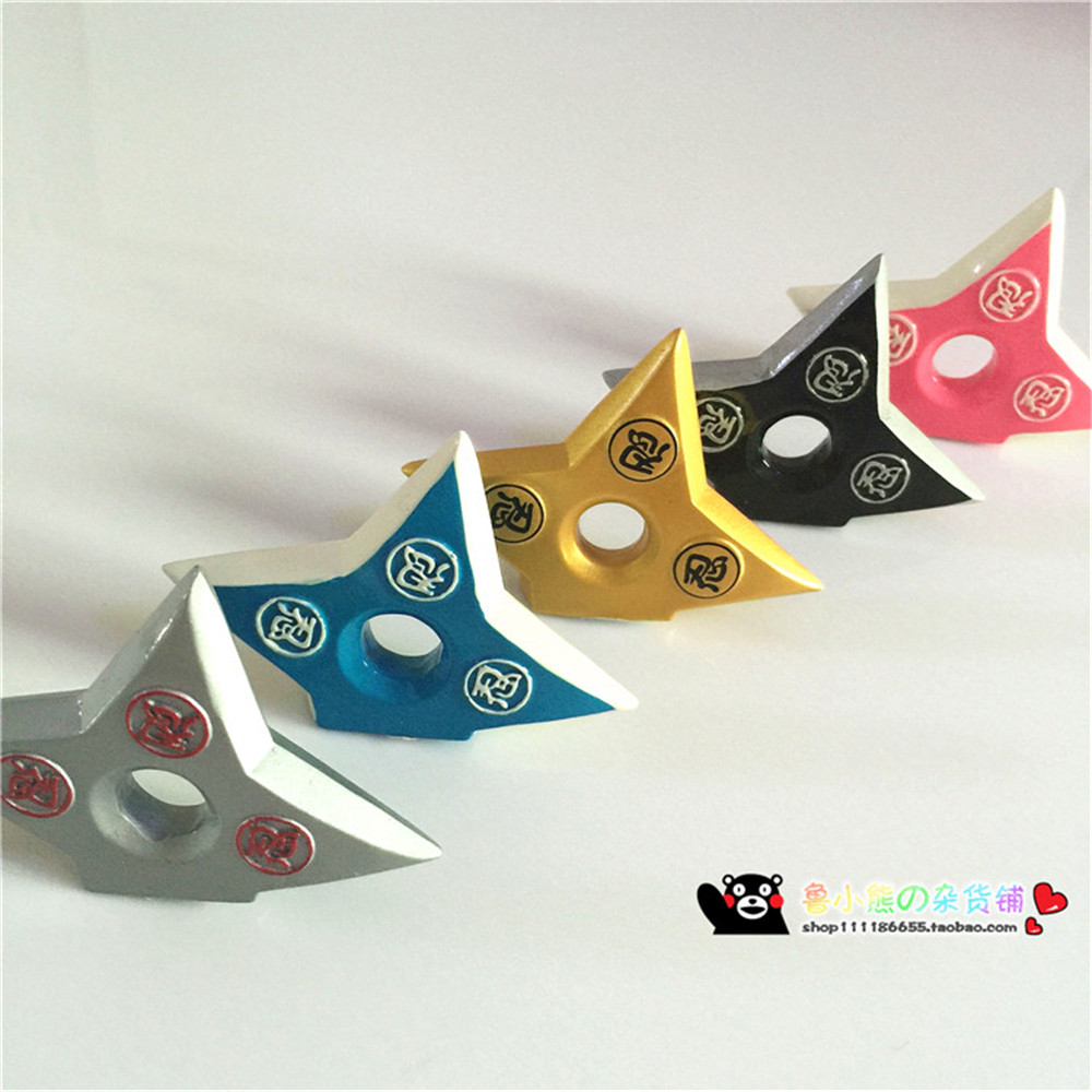 3D Handmade Cartoon Ninja Shuriken Assassin Dart Naruto